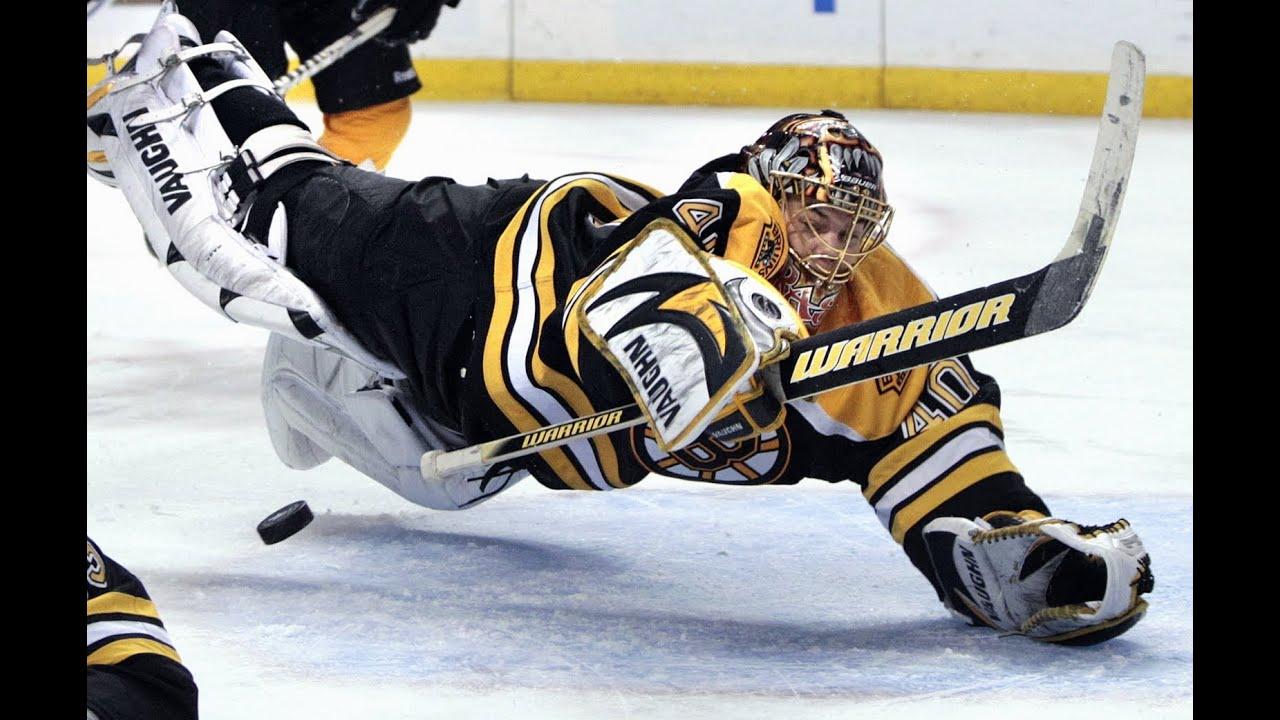 how to play ice hockey goalie