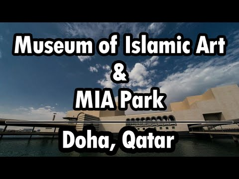 Museum of Islamic Art & MIA Park - Doha, Qatar | thegalleryyou