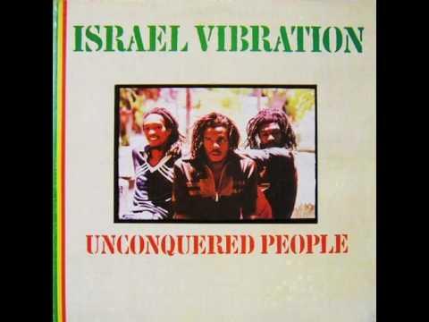DUB LP- UNCONQUERED PEOPLE DUB - ISRAEL VIBRATION - Friday Evening Dub