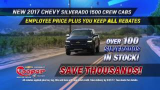 Cooper Chevrolet Buick - Get More for Memorial like Employee Price!