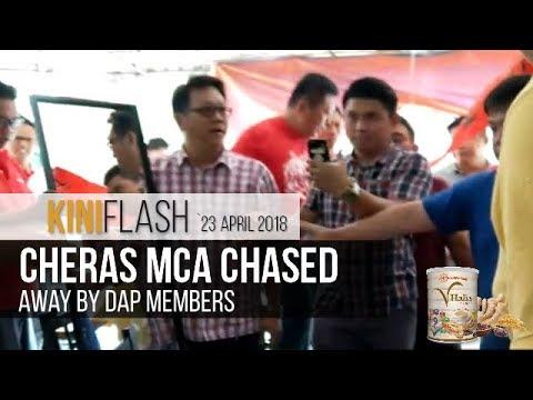 MCA memorandum handover turns into 'circus' | KiniFlash - 23 Apr