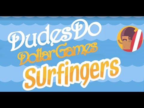 DudesDo Dollar Games - Surfingers |