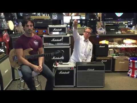 Marshall Silver Jubilee Combo 2525C with 1974CX Cabinet Shootout | British Audio