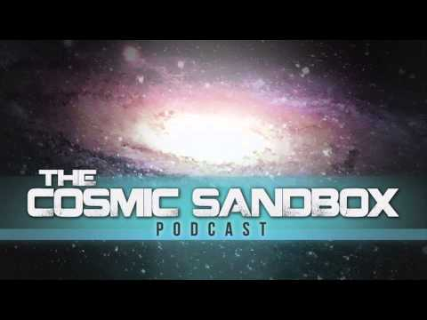 #004 The Cosmic Sandbox - Augmented Reality & Enterainment w/ Kholi