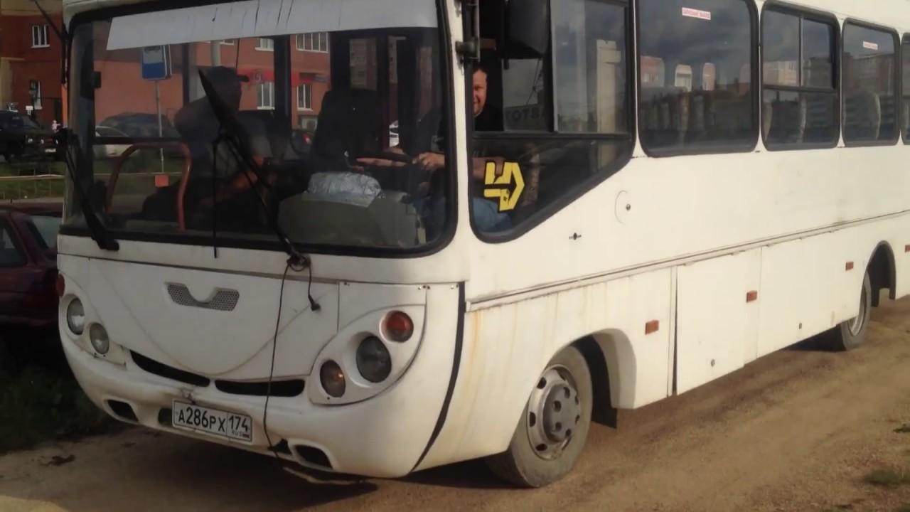 Японский двигатель на автобус Галаз