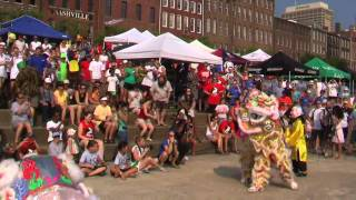 Opening Ceremony 2010 Nashville Dragon Boat and River Festival Thumbnail
