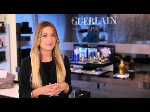 Welcome to Guerlain Spa NYC