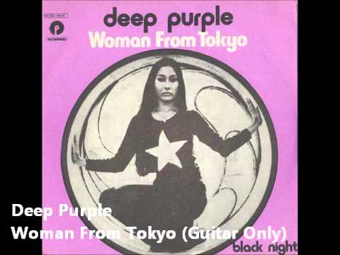 Deep Purple - Woman From Tokyo (Guitar Only)