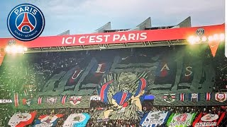 PSG VS CAEN - AMBIANCE DU CUP - ULTRAS PSG