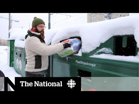 Sweden beats Canada in garbage performance | Reduce, Reuse, Rethink