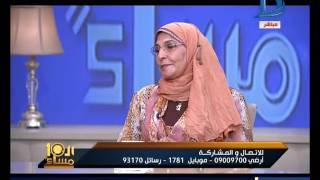 العاشرة مساء| شقيقة سعاد حسني تعرض وثيقة زواج عبد الحليم حافظ من السندريلا