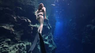 connectYoutube - Freediving in Iceland