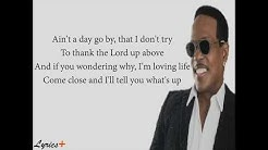 I'm blessed Charlie Wilson ft. TI