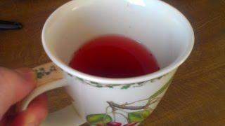 Напиток из лабазника с клюквой от всех хворей