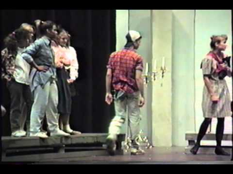 1992 Weimar High School Christmas Play