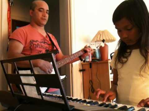 Instrument Lagu di Babah Pinto oleh Muarrifatin Zahrah Zulkifli dan Makmor Habib