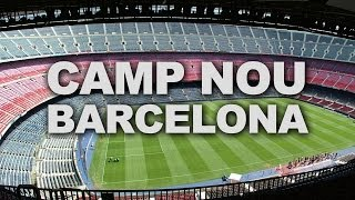 Camp nou is a football stadium in barcelona, catalonia, spain, which has been the home of futbol club barcelona since 1957. seats 99,786, making...
