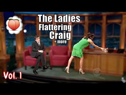 The Ladies Complimenting & Flattering Craig Ferguson  Fresh New Compilation 2017 1