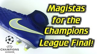 919ce2cb3dbc Nike Magista Obra Stealth Pack - Unboxing + On Feet - Vloggest