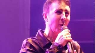 "Marc Almond ""Happy Heart"" Symphony Hall Birmingham, Sept.28th 2012"
