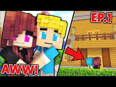 IO E YUMI ANDIAMO A VIVERE INSIEME! - Vita Da Coppia (Minecraft ITA Roleplay)