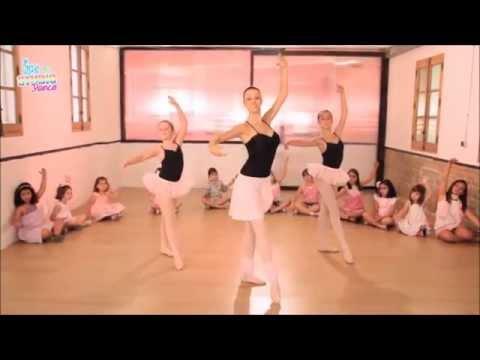 Rutina de ballet para principiantes