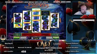 Jewels Of The Sea Slot Gives Super Big Win At OVO Casino!!