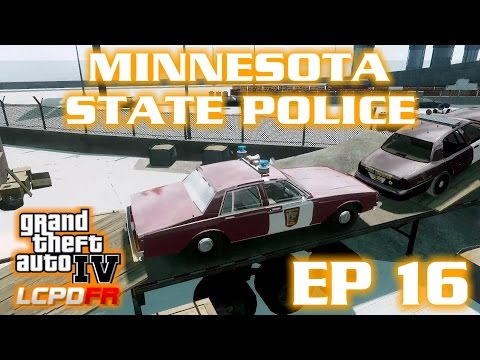 LCPDFR State Patrol - Minnesota State Police - 1983 Impala!