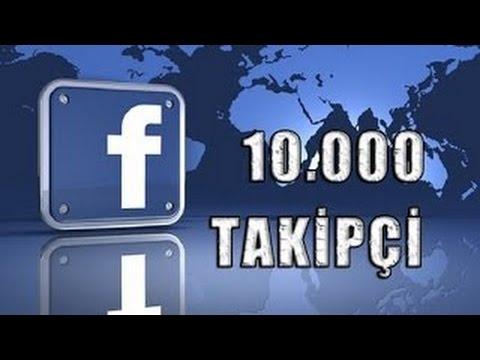 Facebook Beğeni Arttırma Hizmeti