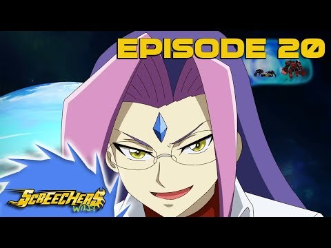 Screechers Wild! Season 1 Episode 20   Space Morphers   HD Full Episodes