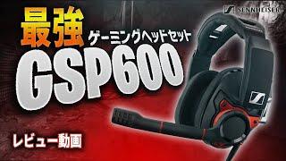 【GSP600 レビュー】最高級ヘッドセットって実際どうなん!?プレイヤー目線でレビュー!