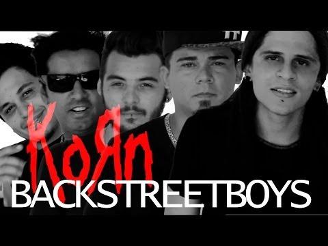 Freak on a Leash - Korn (BoyBand Cover) By AtilaKw - Konversão