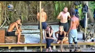 Survivor (11.02.2021) - Lupta crancena in jocul pentru recompensa! Alin si Musty, reglare de conturi