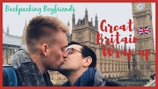 OUR GREAT BRITAIN TRIP!