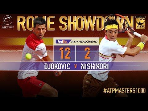 Novak-Kei Lead Thrilling QF Slate In Rome