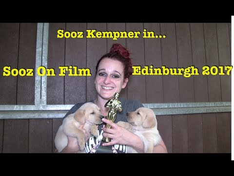 Sooz On Film - Sooz Kempner Edinburgh 2017 trailer