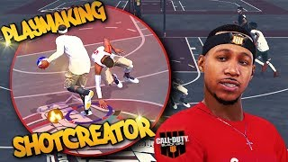 6'7 PG Playmaking Shot Creator Park / Black Ops 4 Thoughts - NBA 2K18 Playground