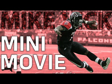 Michael Vick Mini-Movie: The Most Elusive QB in History! | NFL Throwback