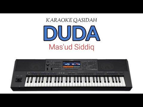 DUDA - KARAOKE| Sampling Yamaha PSR 970