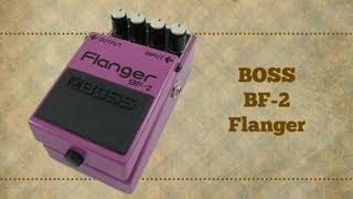 Flanger   BF 2 Boss - Turbo Guitar #8