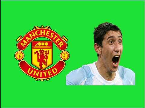 Where Will Angel Di Maria Play for Manchester United?