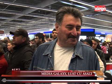 Media Galaxy, luat cu asalt