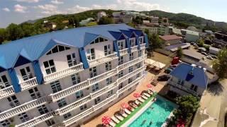 отель Русалочка,(База отдыха «Русалочка» расположена на берегу Черного моря в поселке Лермонтово г. Туапсе, всего в 200 метрах..., 2014-09-22T16:03:18.000Z)