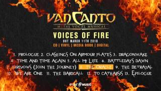 Скачать Van Canto Metal Vocal Musical Voices Of Fire Official Album Pre Listening