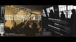 Def leppard when love and hate collide demo