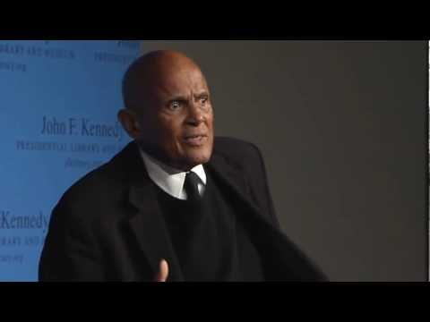 A Conversation with Harry Belafonte