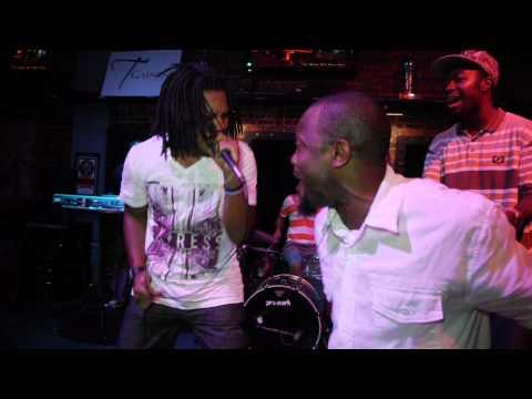 "Classic Hip Hop Karaoke ""Live Music Edition"" Jayz Kanye ""Paris"""