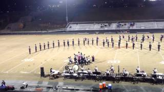 "Powhatan HS 2014 Final Performance ""Once Upon A Dream"""