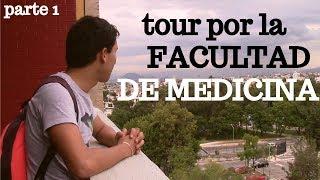 TOUR COMPLETO POR LA FACULTAD DE MEDICINA UNAM Parte 1