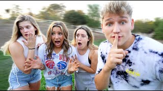 PRANKED THE GIRLS WITH BIGGEST FEAR!